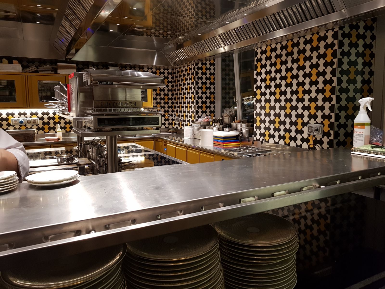 La cucina di Carlo Cracco