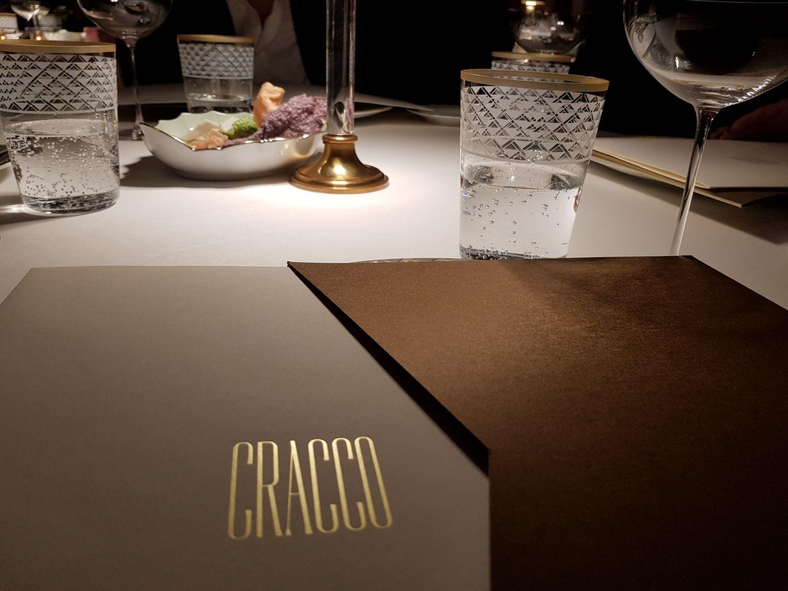 Carlo Cracco menu Galleria