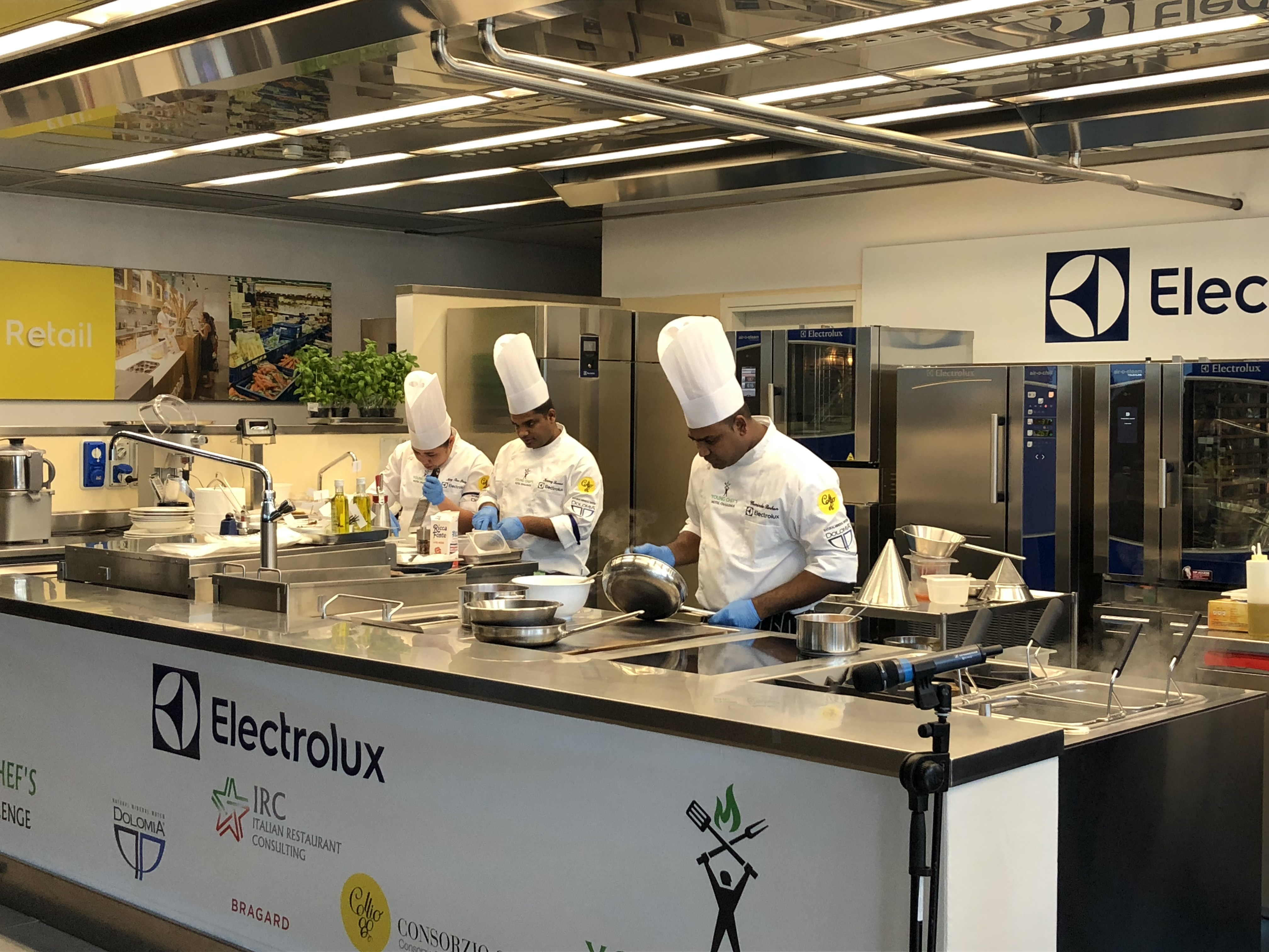 Young Chef's Hotel Challenge