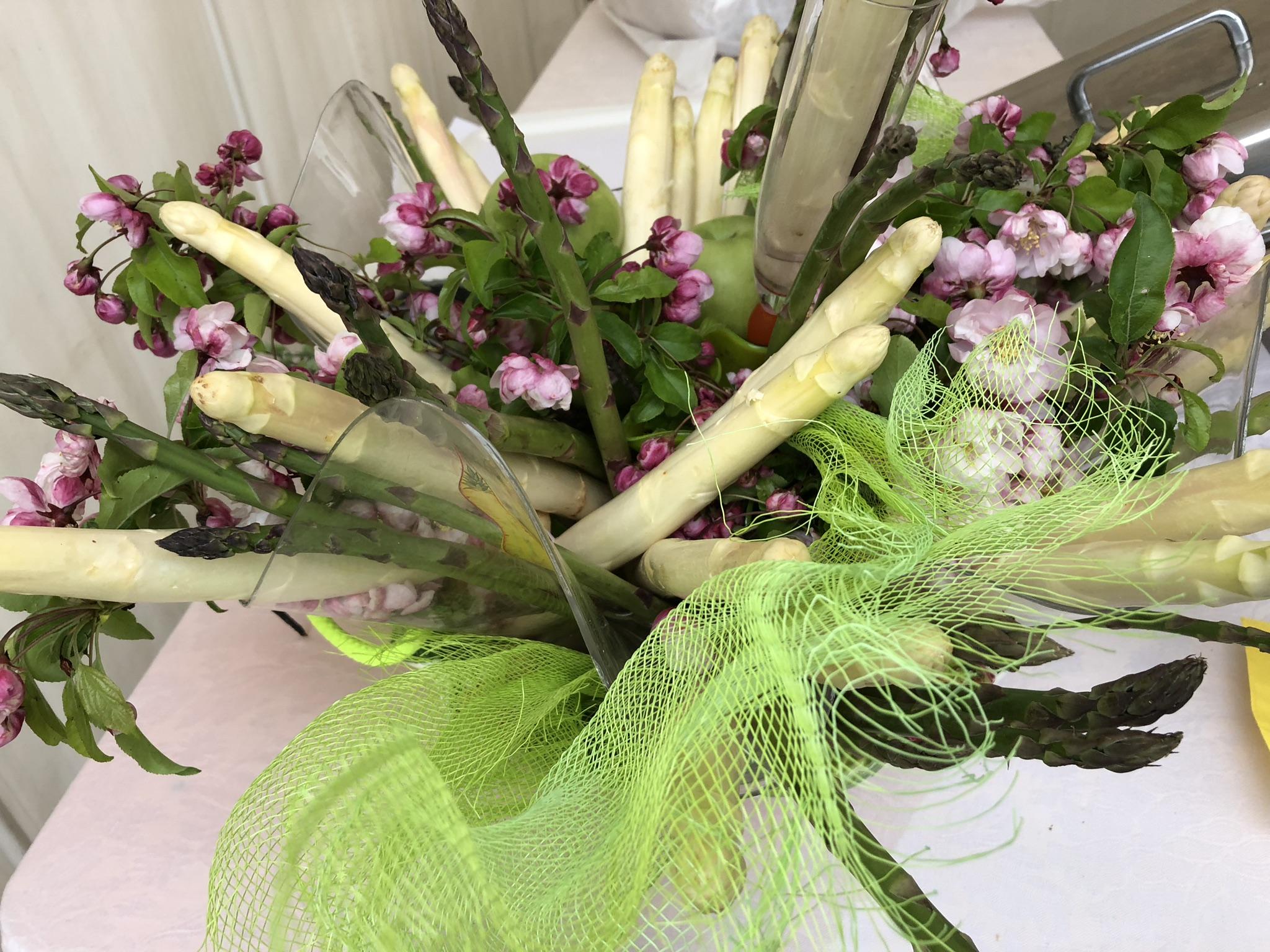 Il Salotto dell' asparago bianco