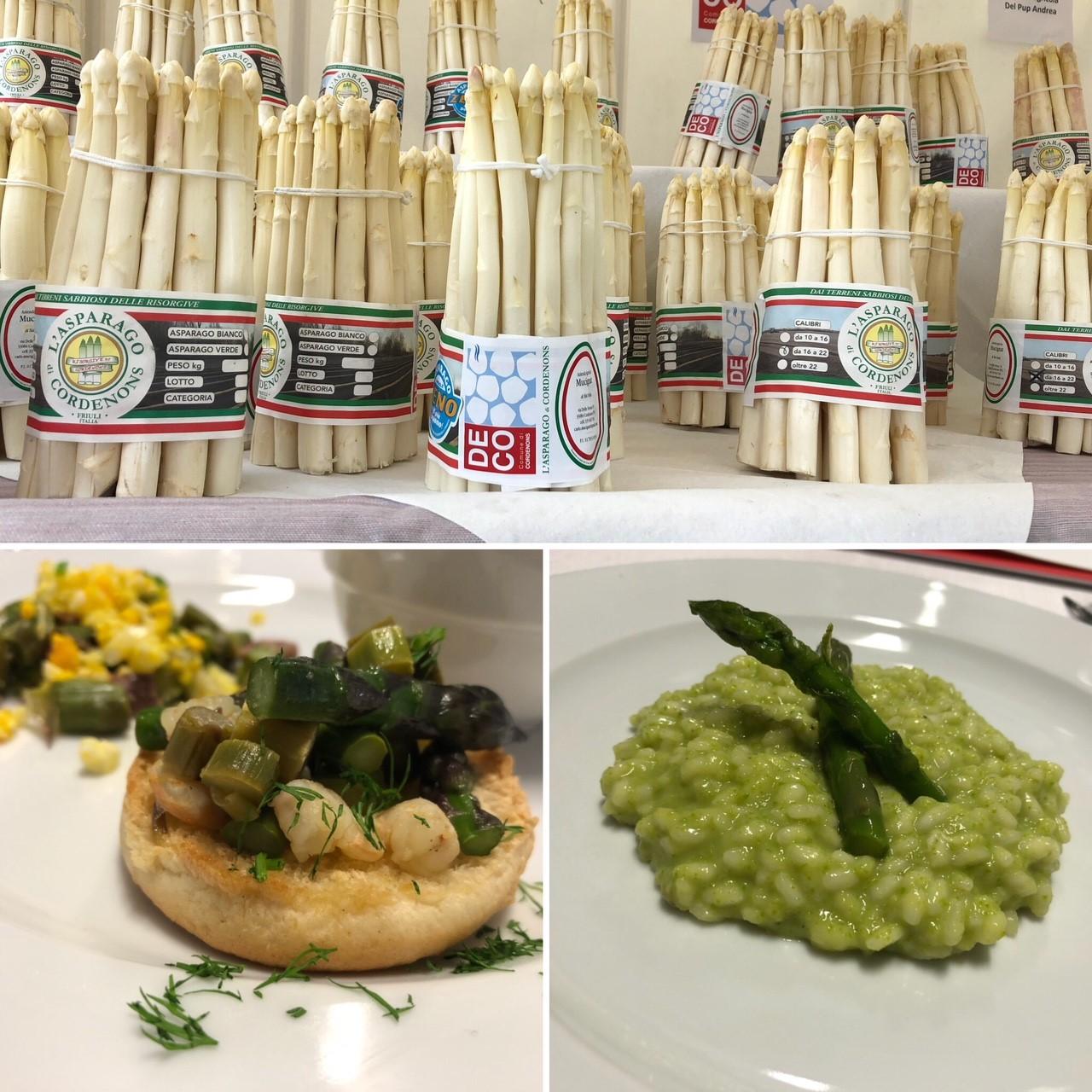 Il Salotto dell' asparago di Cordenons