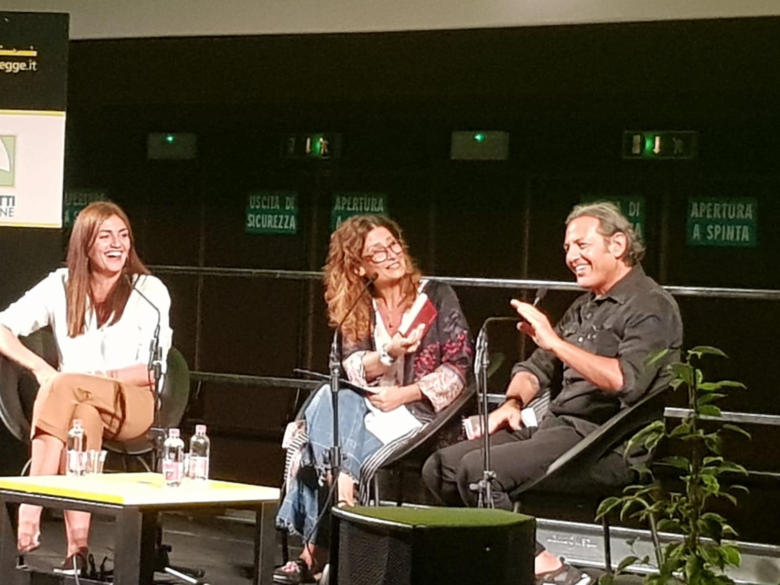 Chiara Maci e Filippo La Mantia