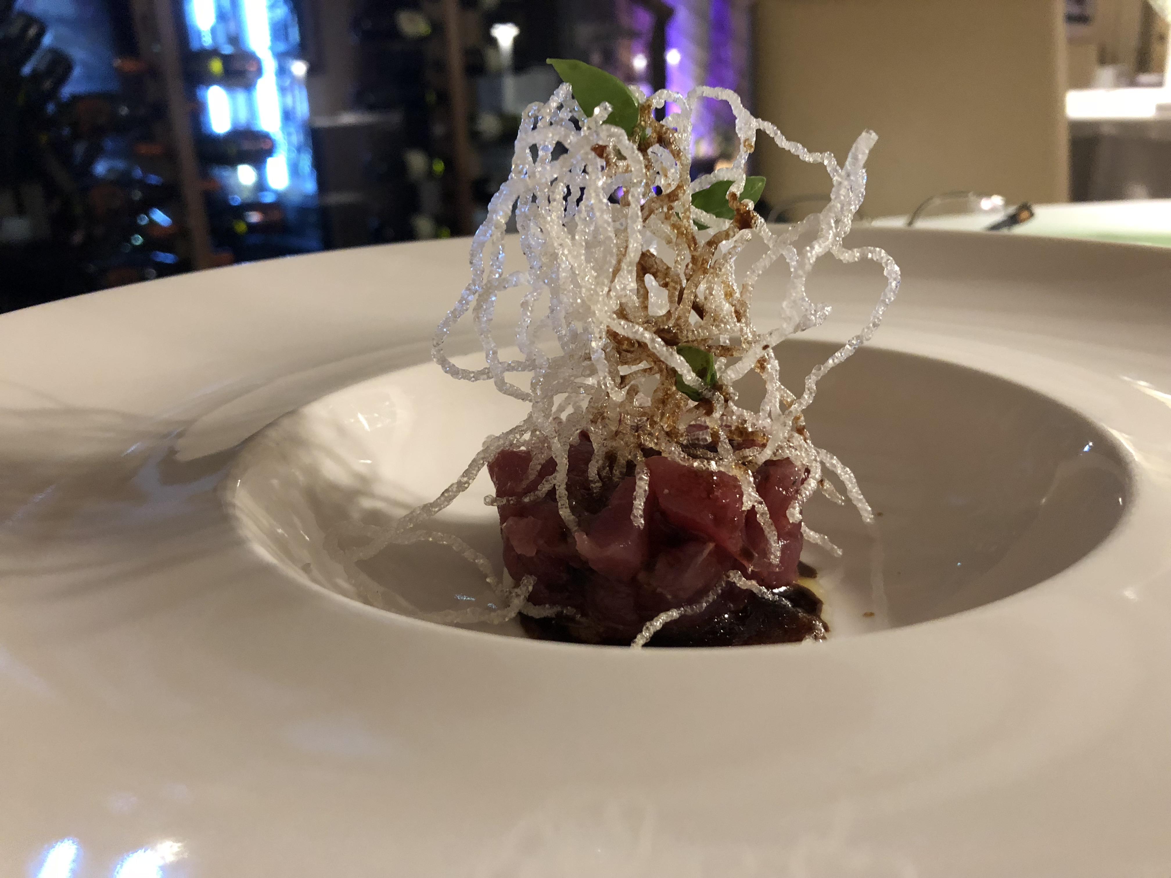 I piatti di Carlo Nappo