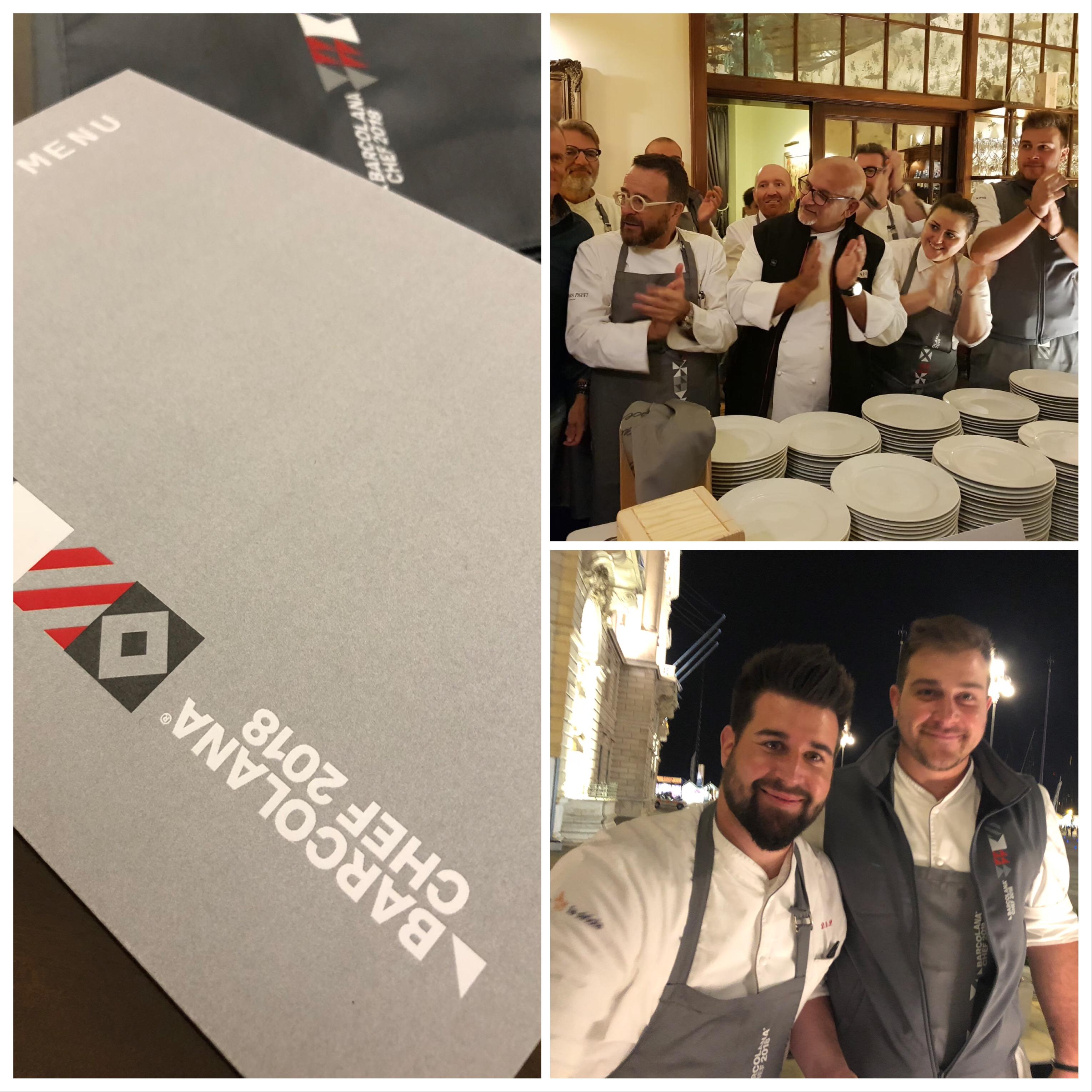 Barcolana Chef 2018