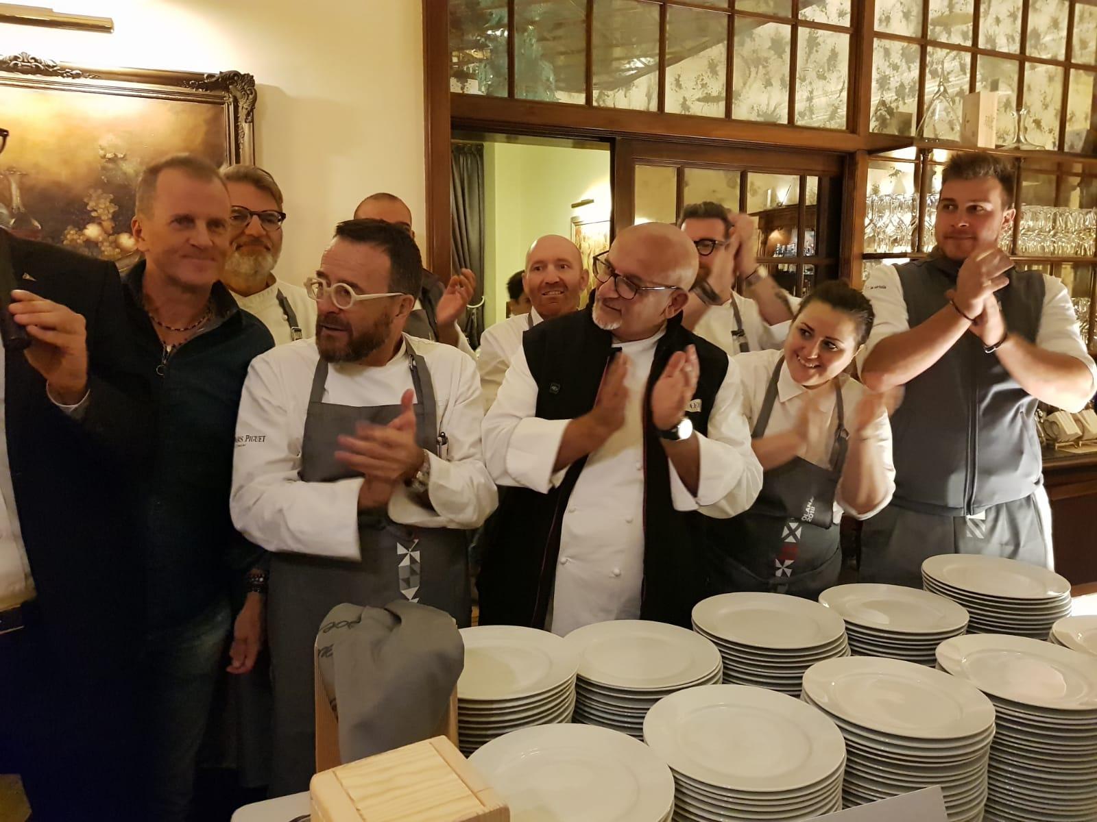 Barcolana chef gli chef