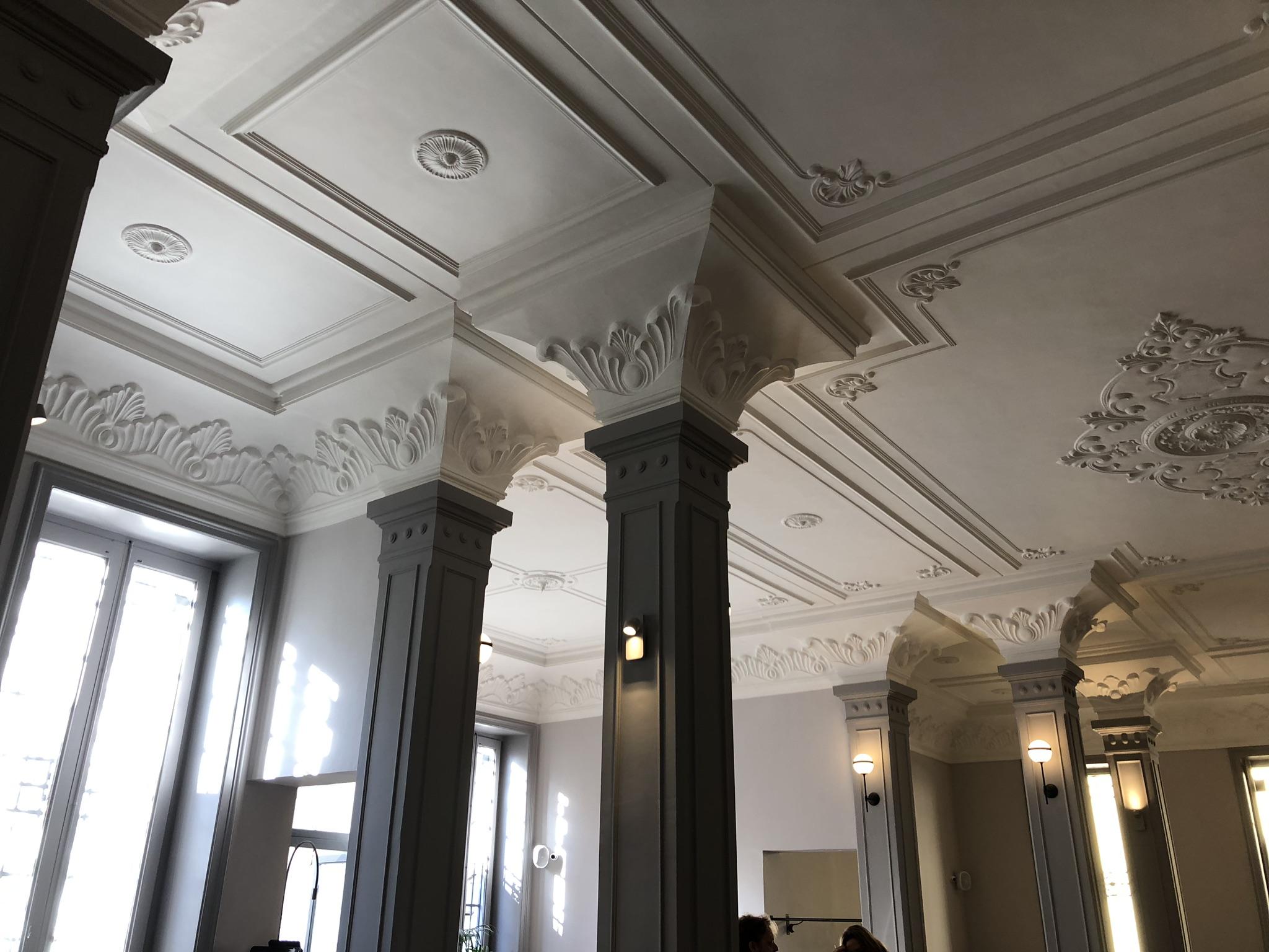 Ristorante La Banca Galatina interni