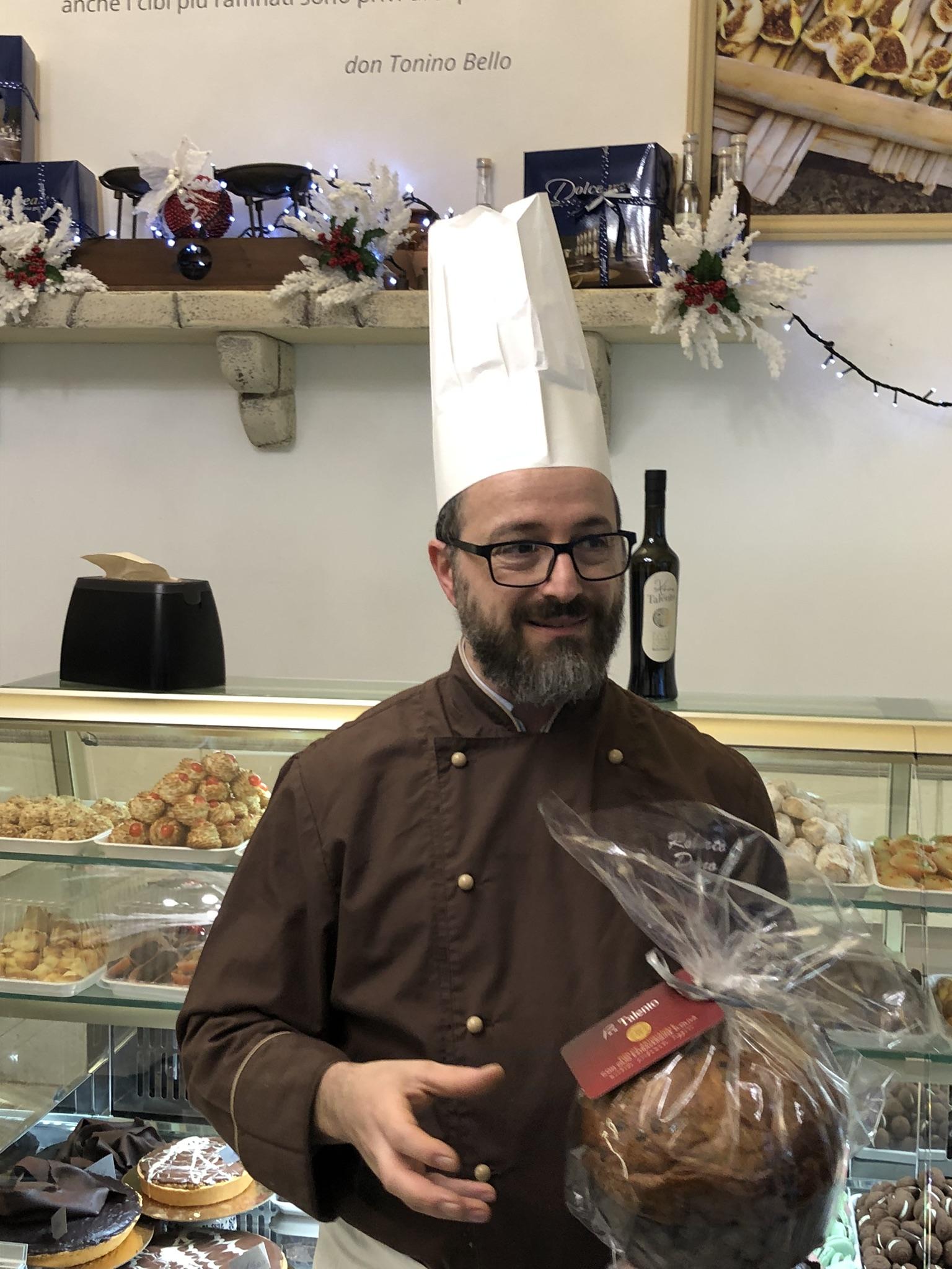 I dolci di Natale del Salento Roberto Donno Dolce Arte