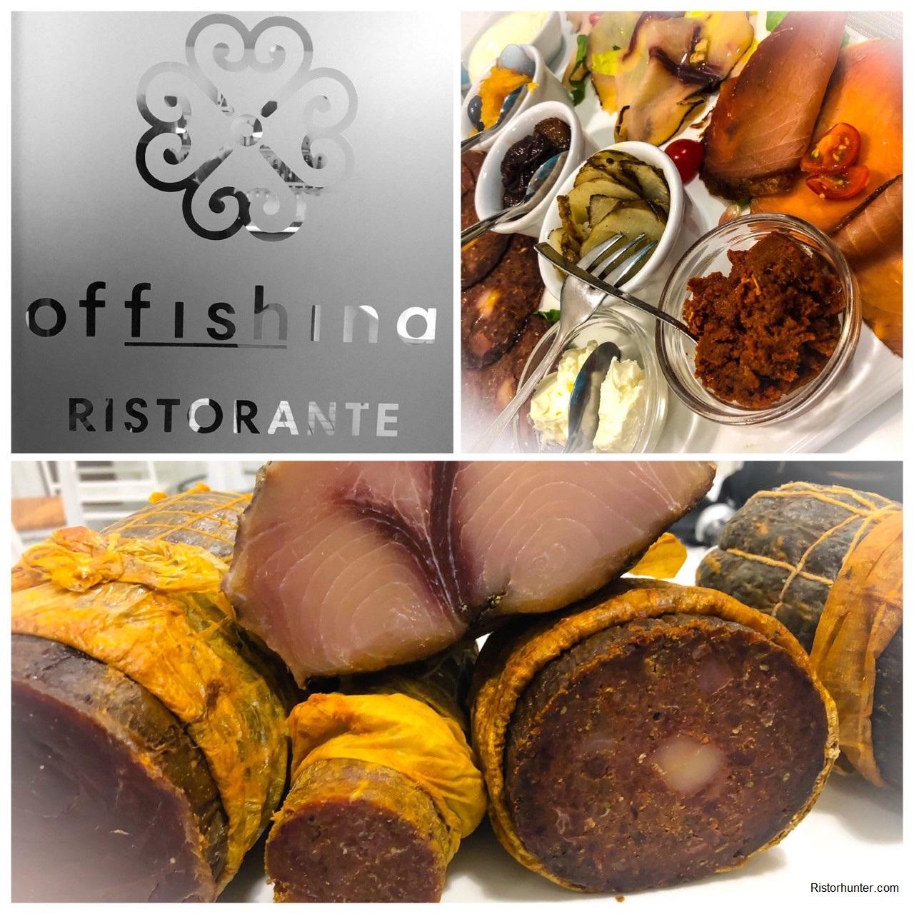 Offishina ristorante recensione
