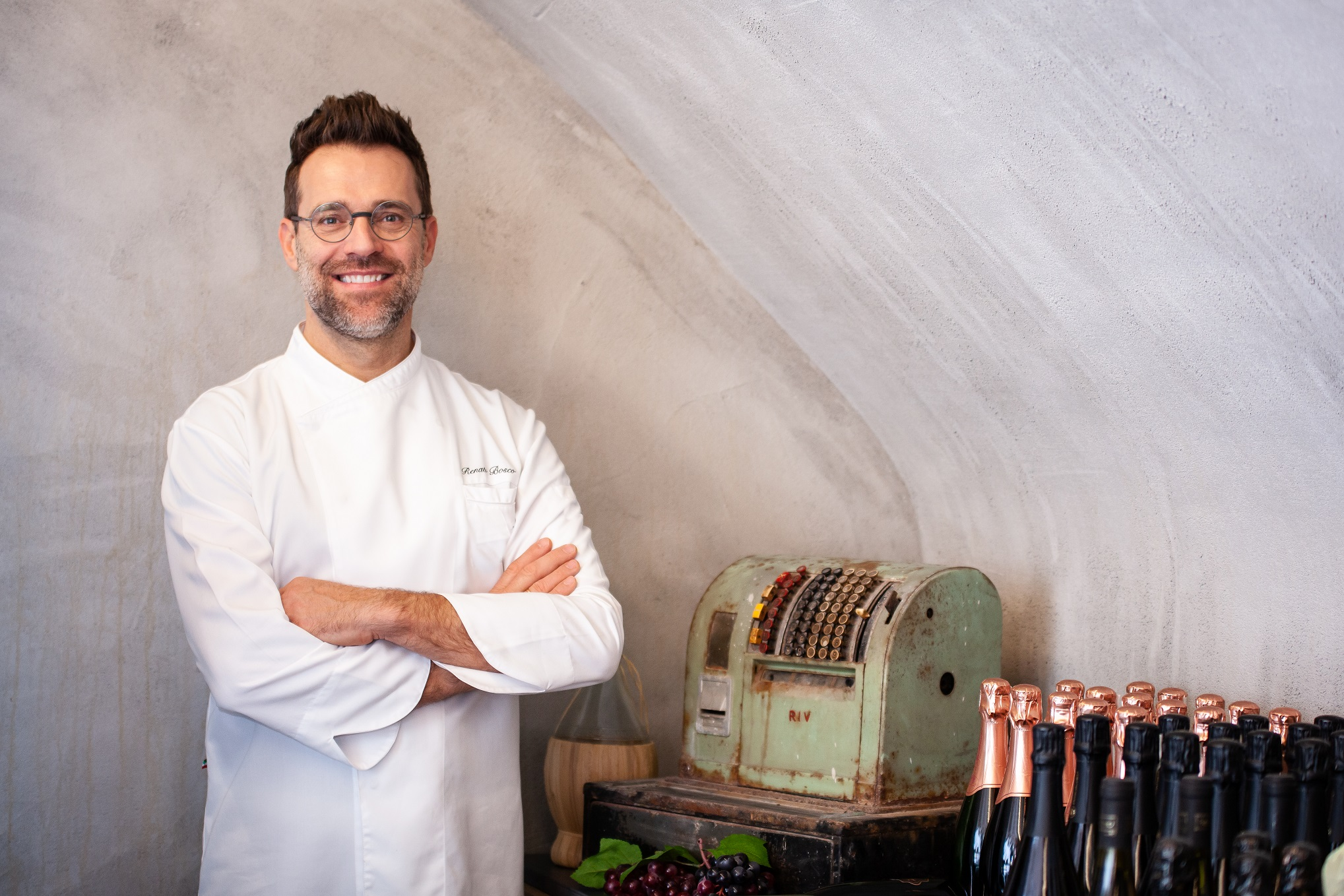Renato Bosco a Taste 2019