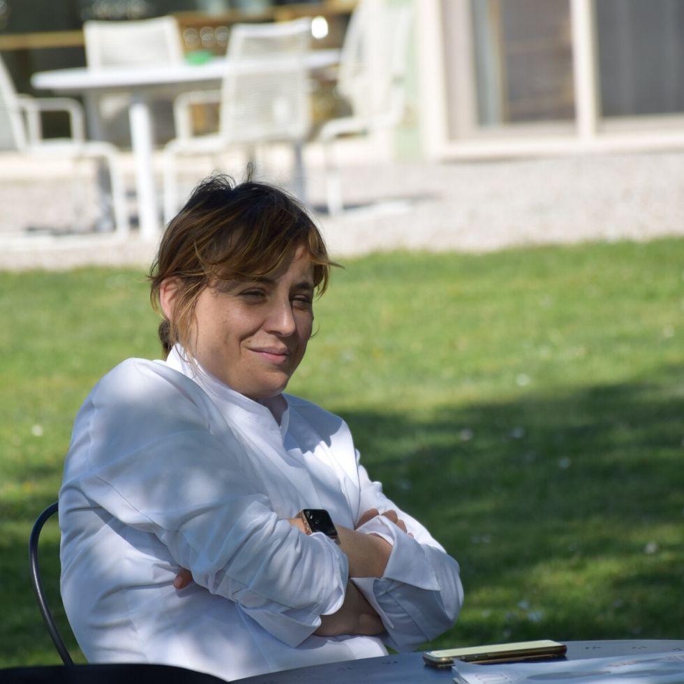Antonia Klugmann l'Argine a Vencò