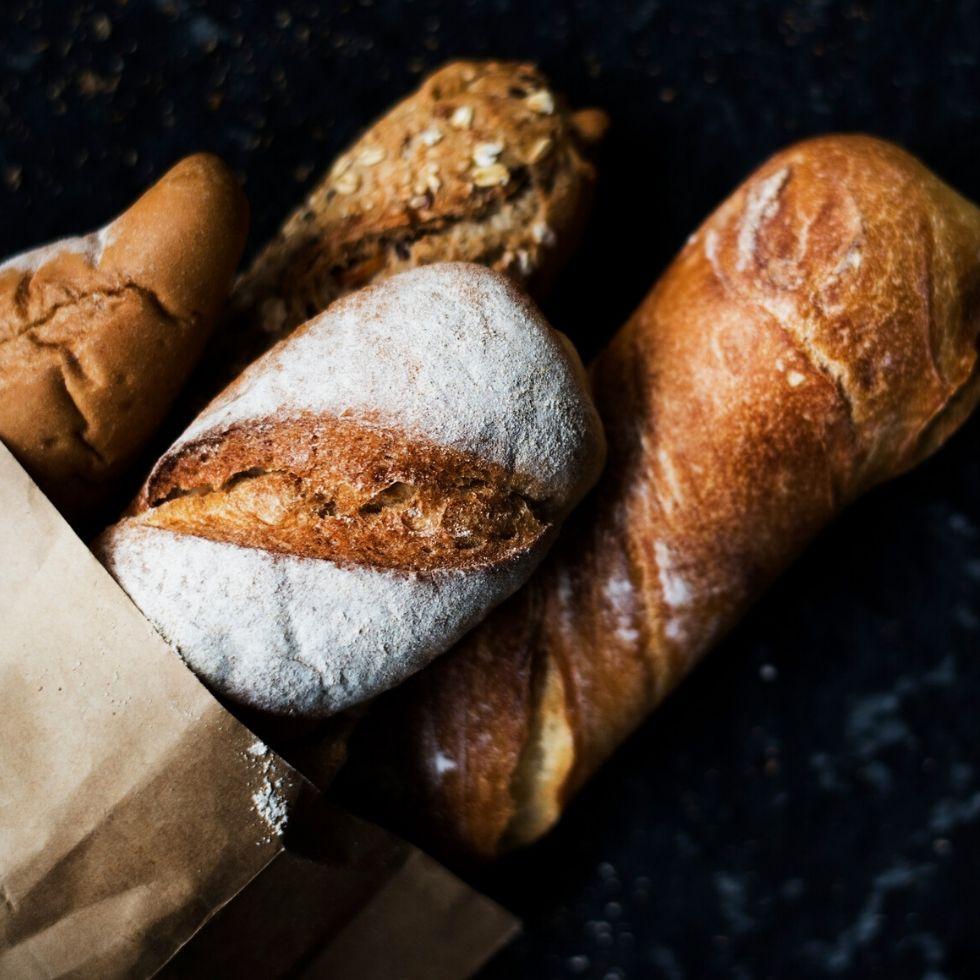 Il vero pane con le farine Molino sul Clitunno