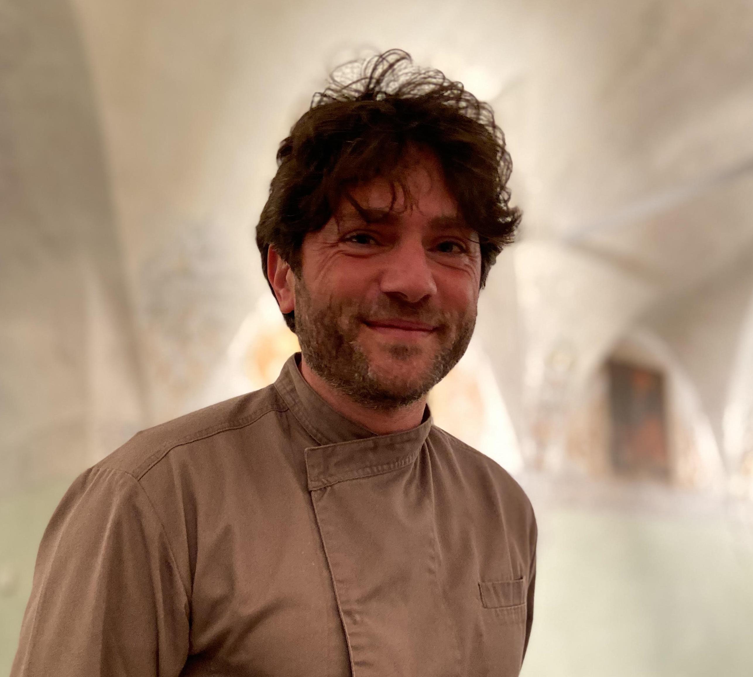 Incontro con lo chef Francesco Mastronardi