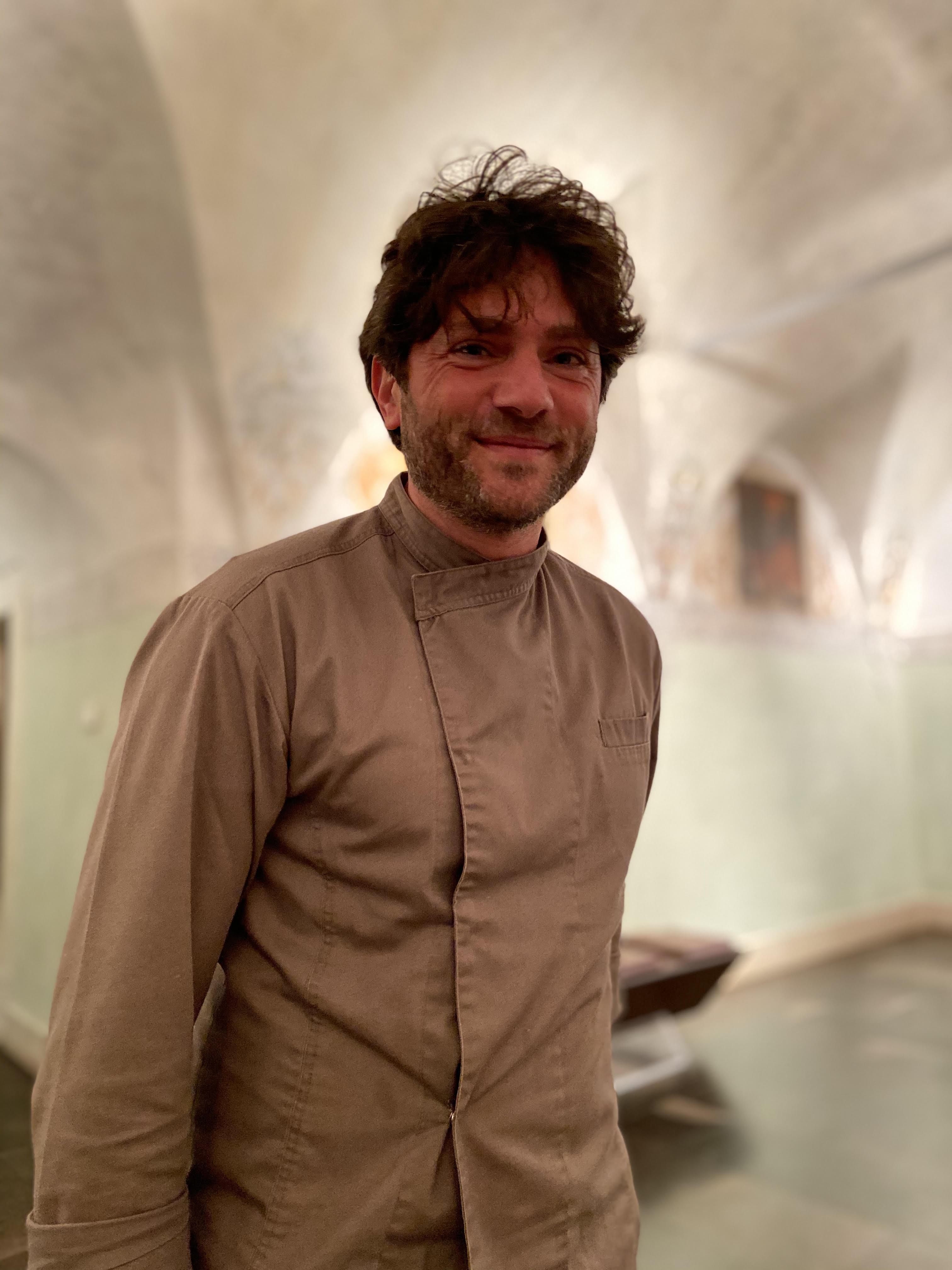 chef Francesco Mastronardi